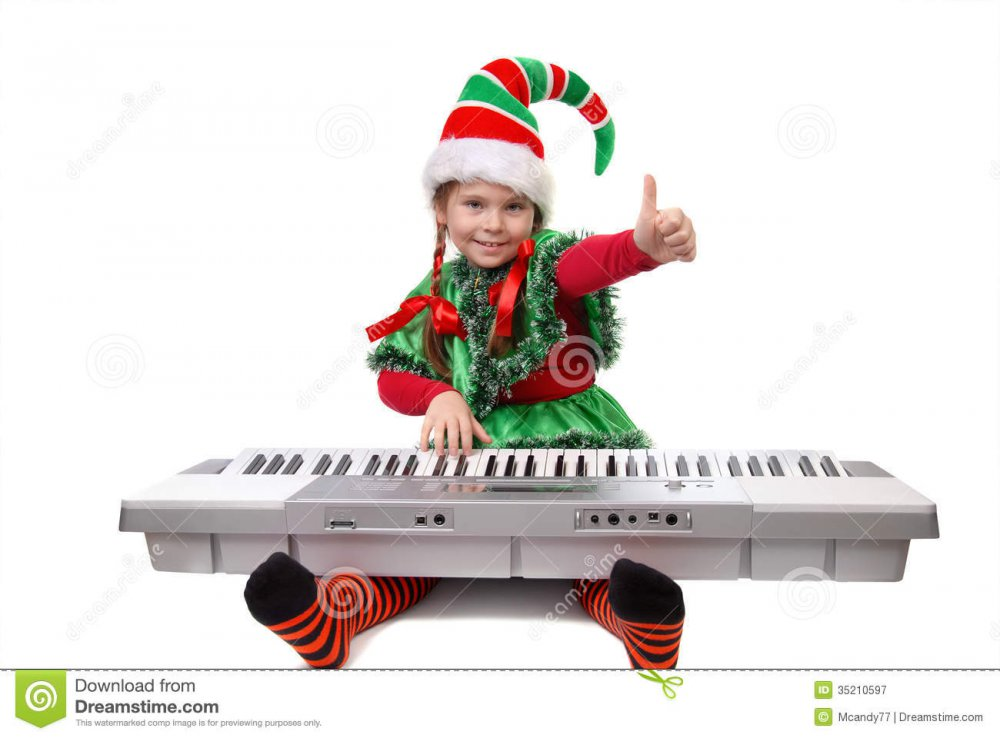 girl-santa-s-elf-plays-synthesizer-showing-sign-ok-isolated-white-35210597.jpg