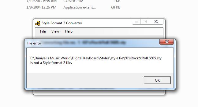 help please style files doesn't show up in E363 keyboard | Keyboard
