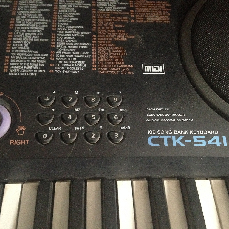 casio ctk 541 cannot find manual keyboard forums rh keyboardforums com Keyboard Casio Ctk 541 Manual Old Casio Keyboards